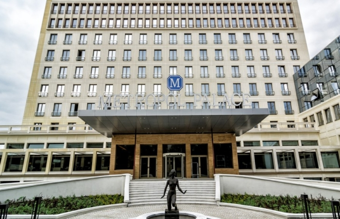 Metropol Palace A Luxory Collection Hotel Belgrade Serbia